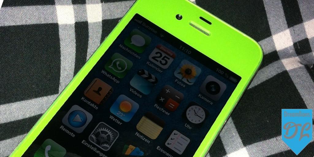 iPhone Umbau